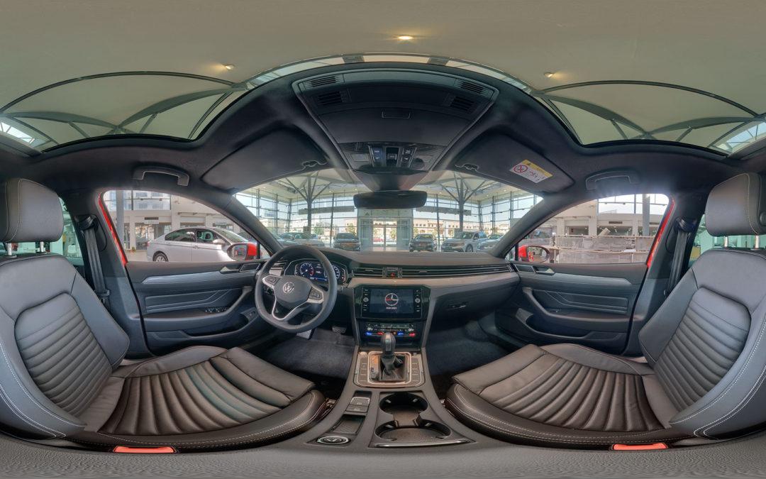 VW Egypt Showroom