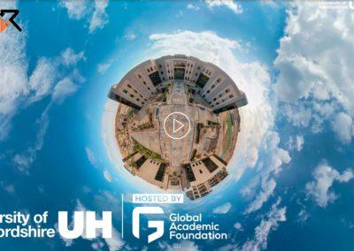 University of Hertfordshire Egypt – Virtual Tour